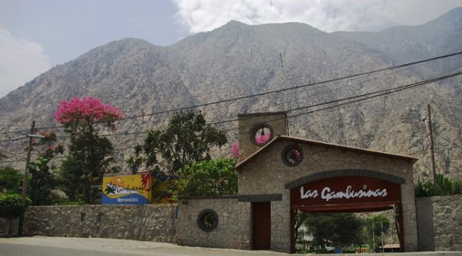 centro campestre Las Gambusinas