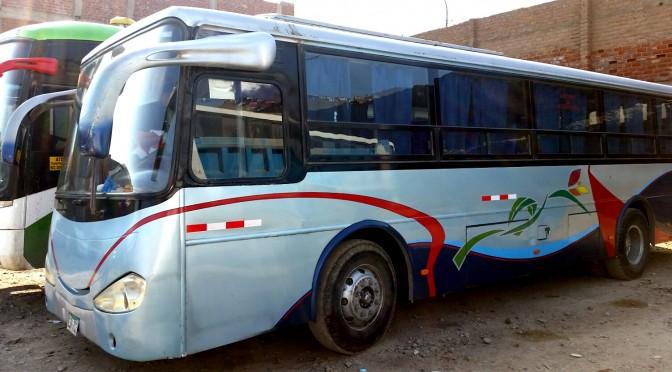 Alquiler de Buses Daewoo